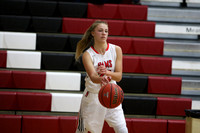 Madison at Highland Girls District Basketball